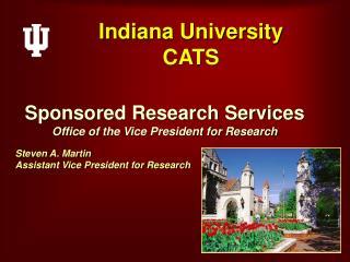 Indiana University  CATS