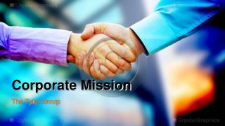 The Tyler Group - Corporate Mission