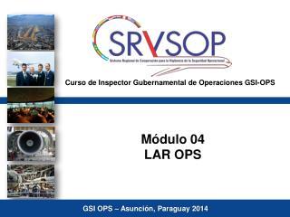 GSI OPS � Asunci�n, Paraguay 2014