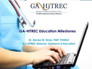 GA-HITREC Education Milestones