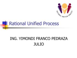 Rational Unified Process