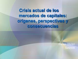 Carlos Olivieri Set2008