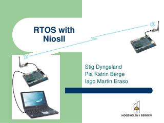 RTOS with NiosII