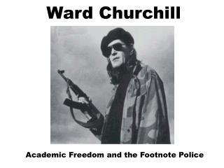 Ward Churchill