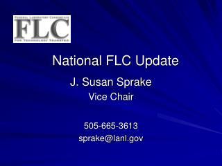 National FLC Update