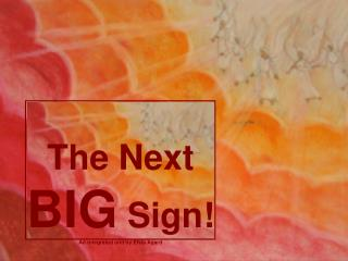 The Next BIG  Sign! An integrated unit by Elvis Agard