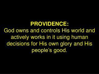 PROVIDENCE: