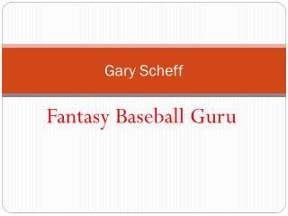 Gary  Scheff