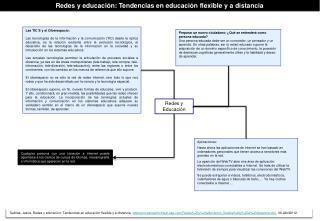 Redes y Educaci�n