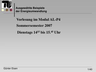 Günter Eisen