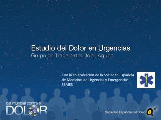 Con la colaboraci�n de la Sociedad Espa�ola de Medicina de Urgencias y Emergencias - SEMES