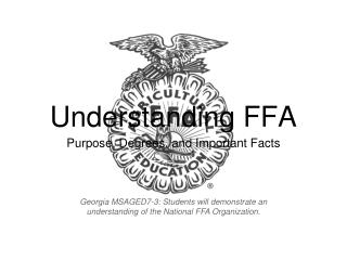 Understanding FFA