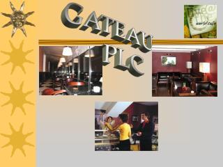 GATEAU     PLC