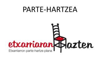 PARTE-HARTZEA
