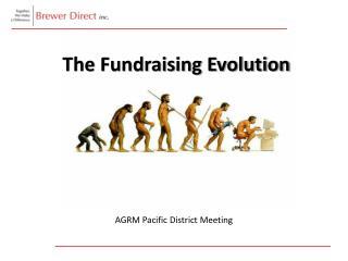 The Fundraising Evolution