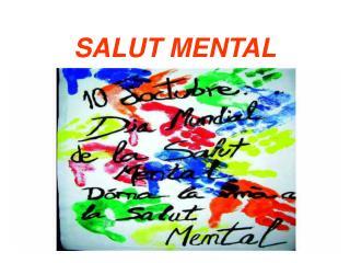 SALUT MENTAL