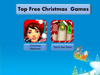 Top Free Christmas Games