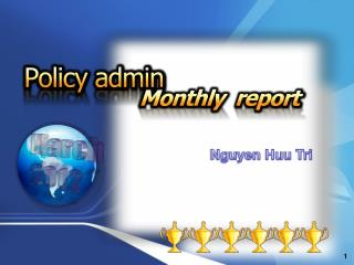 Policy admin