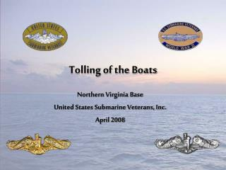 Tolling of the Boats