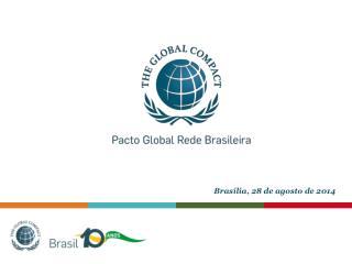 Brasília, 28  de  agosto de  2014