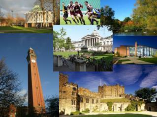 Applying to university 2013