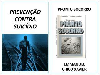 PREVENÇÃO CONTRA SUICÍDIO