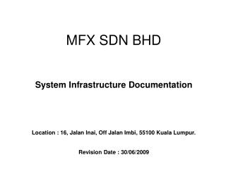 MFX SDN BHD