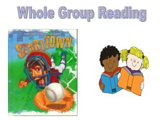 Whole Group Reading