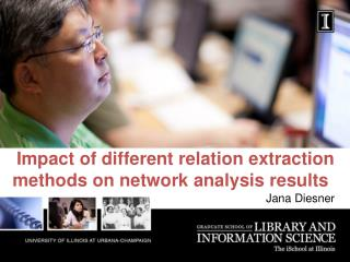 Impact of different relation extraction methods on network analysis results