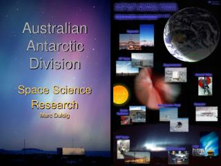 Australian  Antarctic Division