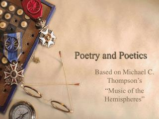 Poetry and Poetics