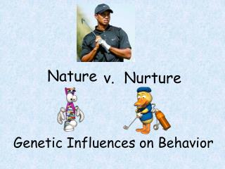 Genetic Influences on Behavior Nature