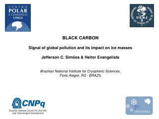 Aerosol Black Carbon Transport to Antarctica