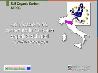 Soil Organic Carbon AFRSS