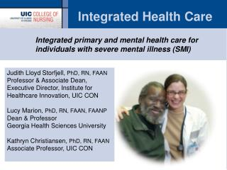 Integrated Health Care
