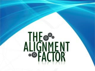 What is The Alignment Factor Training Program?