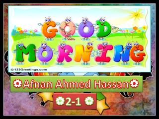  Afnan  Ahmed Hassan 