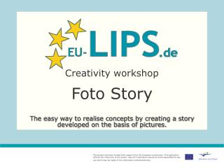 Foto Story workshop