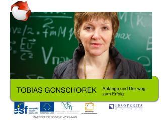 TOBIAS GONSCHOREK