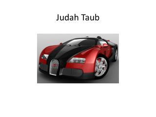 Judah Taub