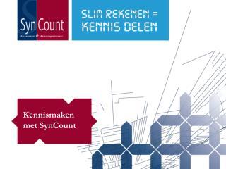 Kennismaken  met  SynCount