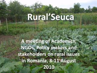 Rural'Seuca