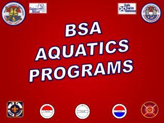 BSA AQUATICS PROGRAMS