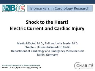 Biomarkers in Cardiology Research