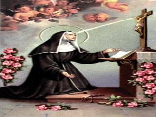 Oração Santa Rita de Cassia