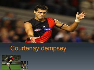 Courtenay  dempsey