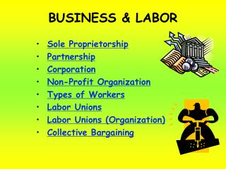 BUSINESS & LABOR