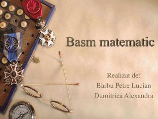 Basm matematic
