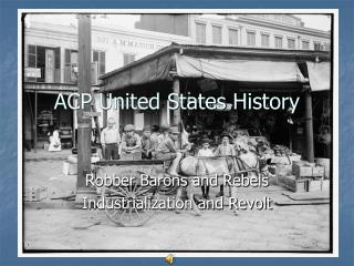 ACP United States History