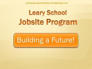 Leary School